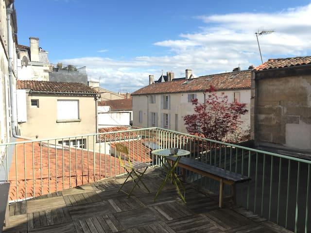 Max & May Inn Green - Saintes - Appartement