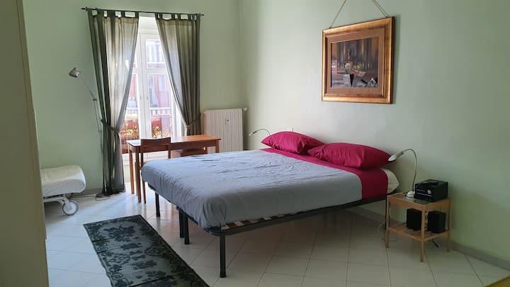 Nice double room @ Centro Storico bis