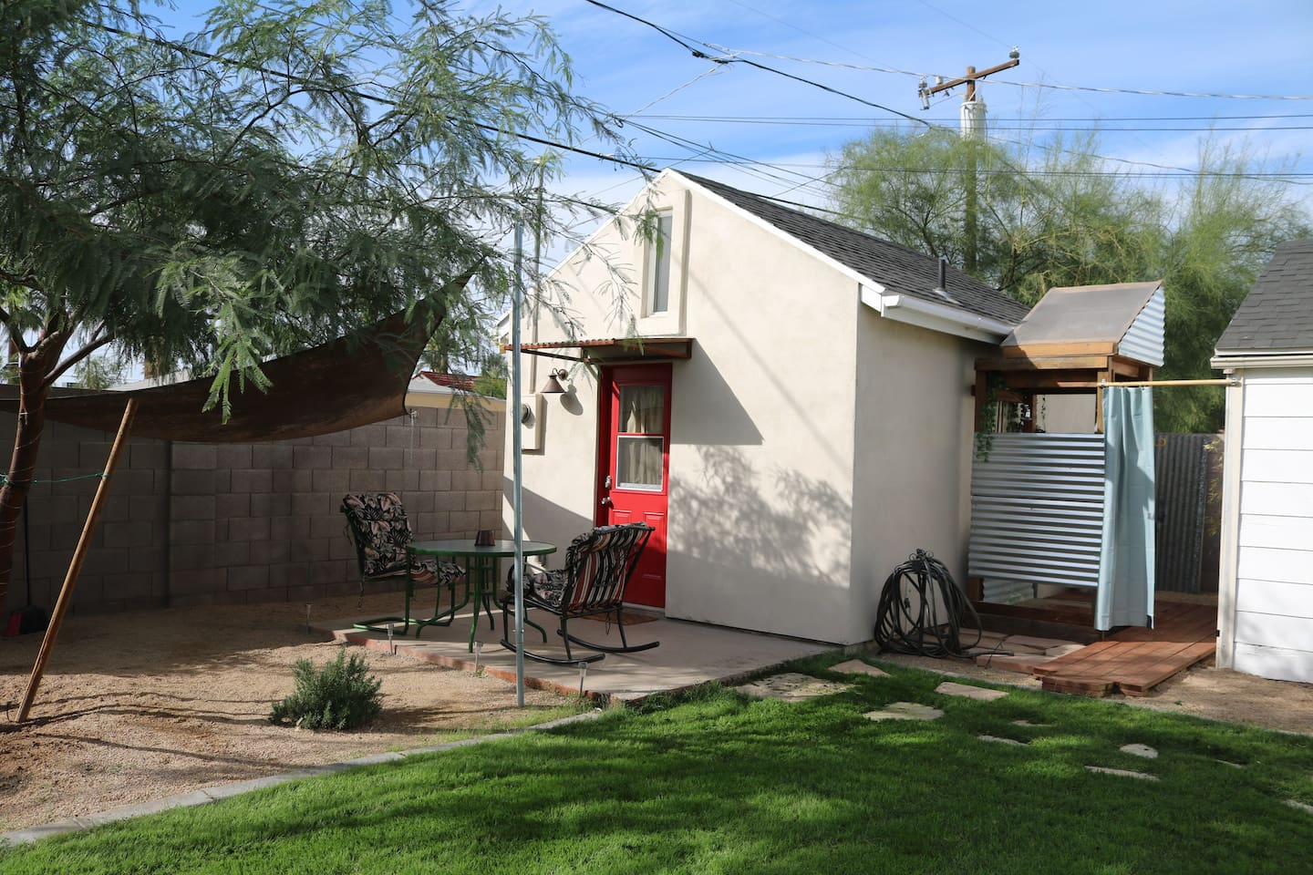 lofted casita in historic district central phx bungalows for