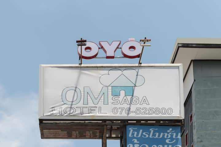 Omsaga (Attractive discounts on long stays)
