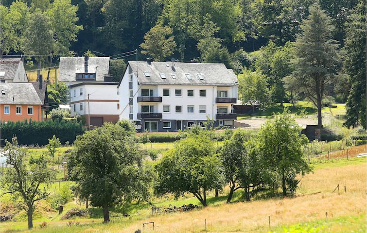 Holiday apartment with 1 bedroom on 56m² in Deuselbach