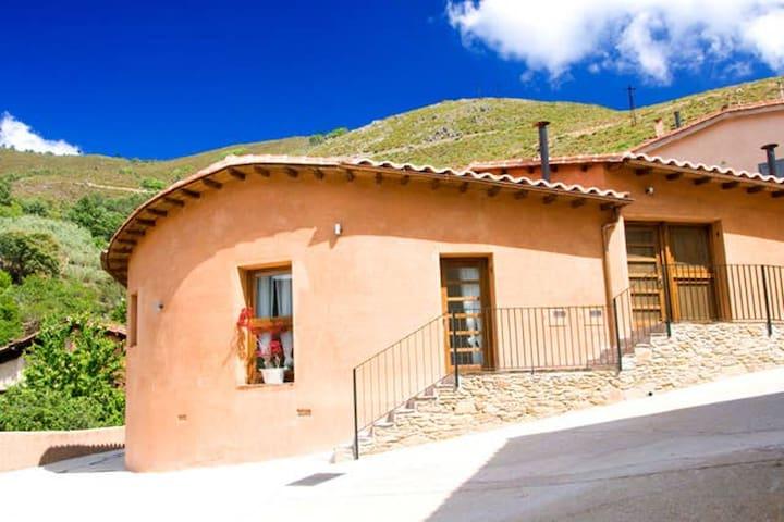 Beautiful apt in Robledillo de Gata
