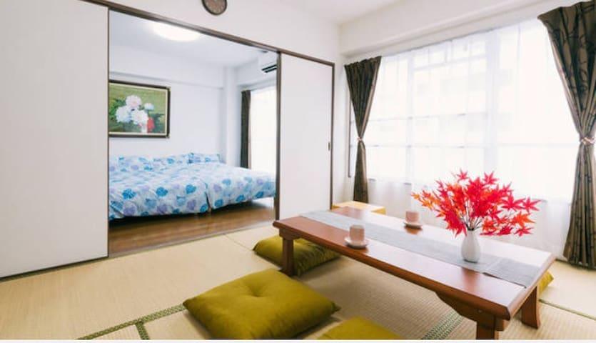 7F 20per Japanese style wide house/Hakata