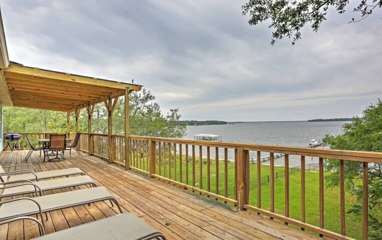 Waterfront 3BR Lillian House - Lillian - Hus