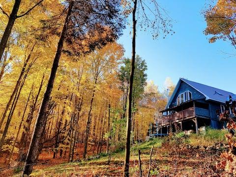 The woods - btw Calabogie & Burnstown - pvt Sauna