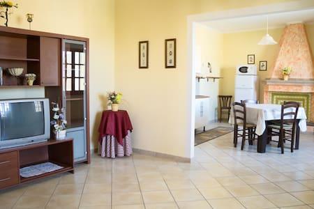 A casa da Luisa nel Sud-Ovest sardo - San Giovanni Suergiu