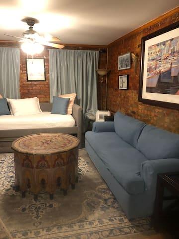 Cozy Garden Apartment close to NYC
