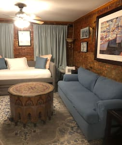 Cozy Garden Apartment close to NYC