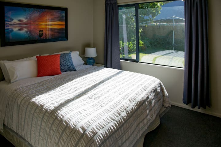 Comfy, quiet & close to Airport - Christchurch