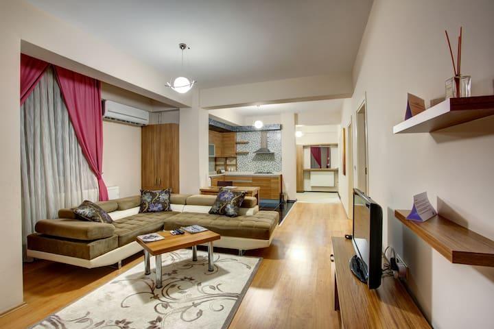 KONAKK RESIDENCE  HOTEL DENIZLI - Denizli - Bed & Breakfast