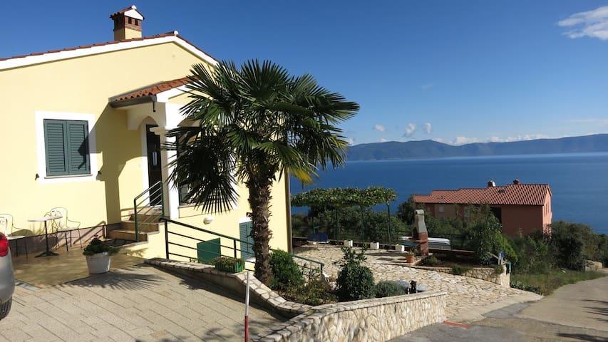 Villa Miletti - Labin