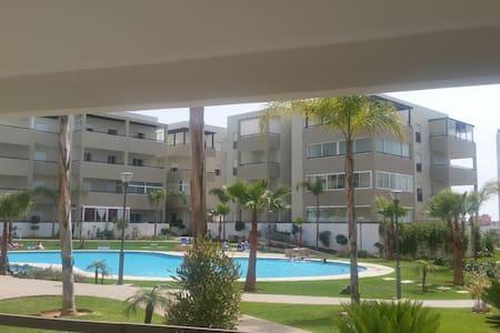 Appartement Haut Standing 95 m2- Bouznika Plage - Ben Slimane