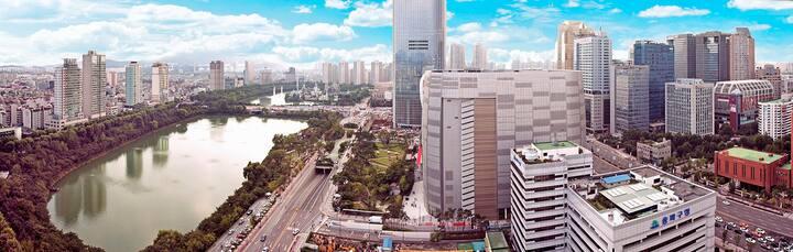 Lotte World Tower 1min, 23rd floor Super View