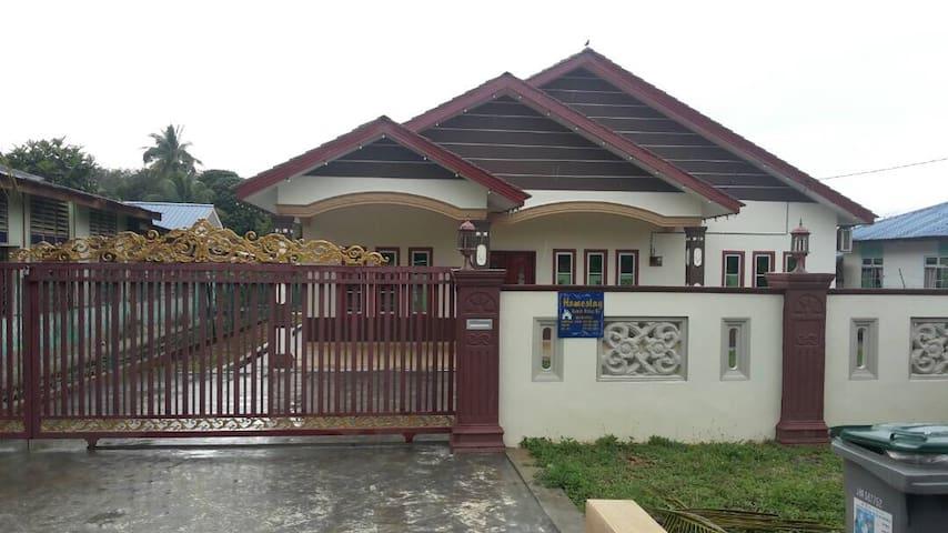Rumah Kedua Ku (Kemudahan BBQ Disediakan)