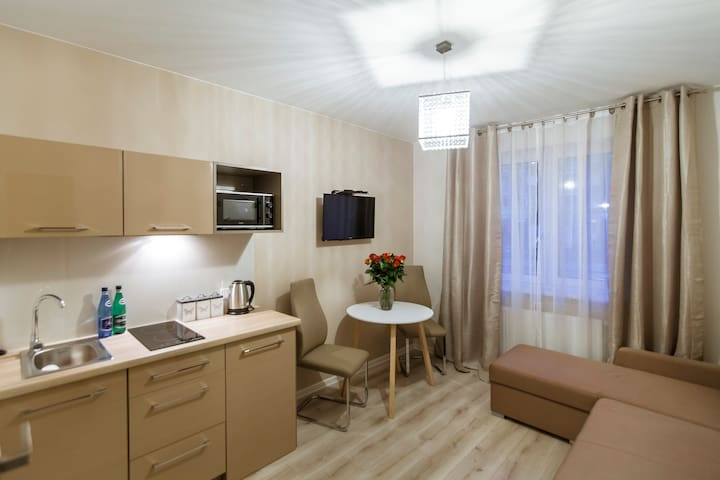 Apartment DeLuxe 1