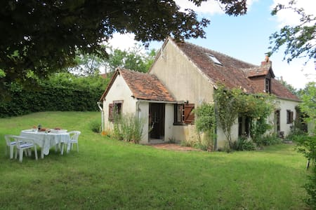 La Maison des Vignes, private detached stone house