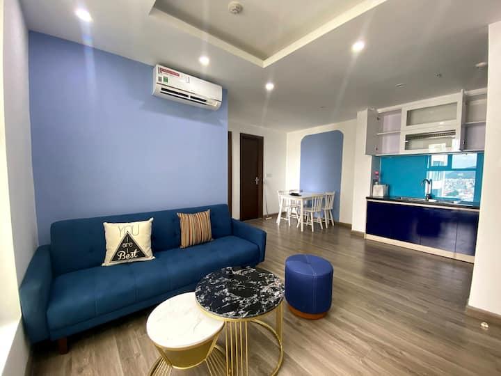 Suri's apartment