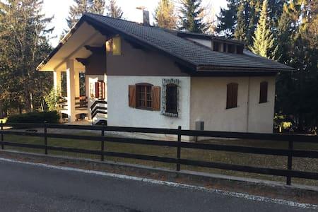 Casa Vacanze Serrada di Folgaria - Serrada