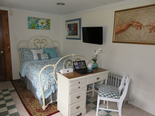 THE GREEN ART SUITE to relax spirit, mind and body - Center Moriches - Haus