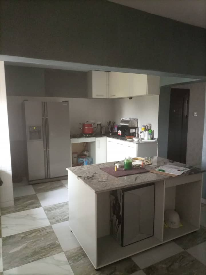Very unique  Open Plan 2 bed apartment in Gaduwa
