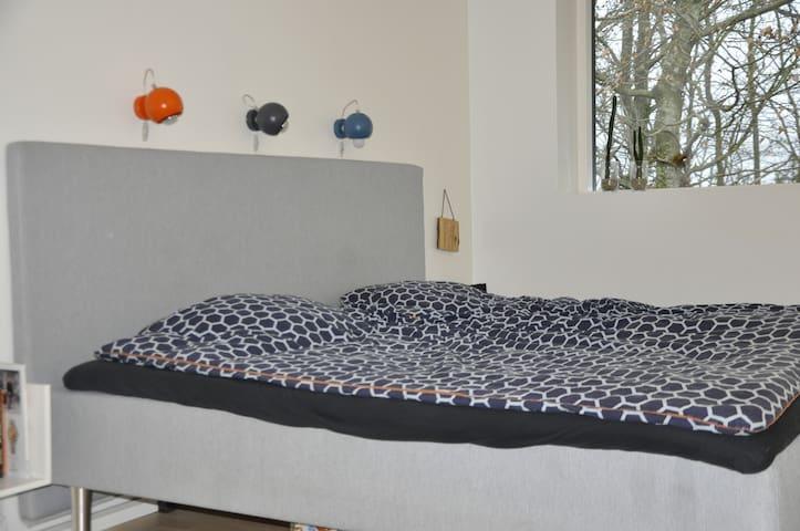 Ekstra Kingsize seng (220x200)