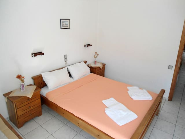 George Apartments One-Bedroom Apartment (3 Adults) - Stalida - Daire