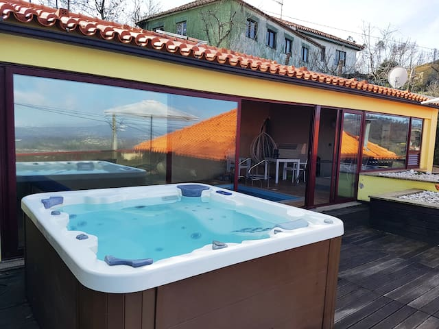 Casa da Serra, local perfeito para Repousar ...