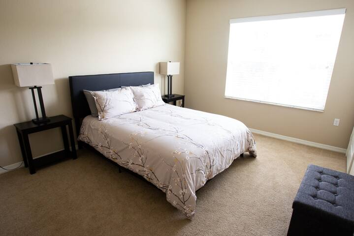 Private master suite for 1 guest only
