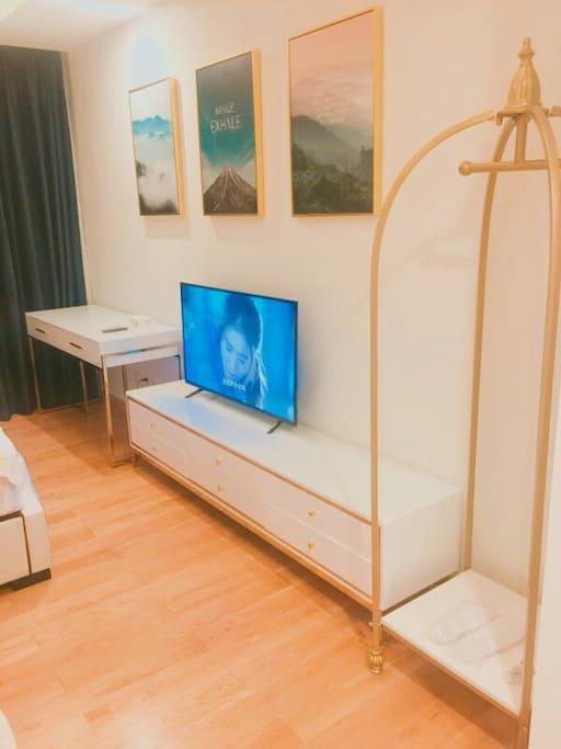 精品大床房(大阳台无敌景观)