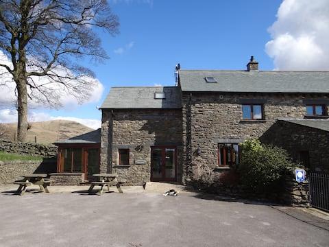 Cumbria Kendal lake District Cobblestone Cottage