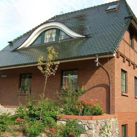 Familienfreundliche Gästewohnung - Bad Freienwalde (Oder) - Apartemen