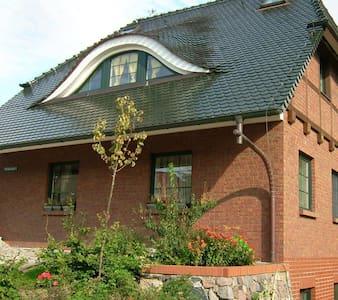 Familienfreundliche Gästewohnung - Bad Freienwalde (Oder) - Apartment