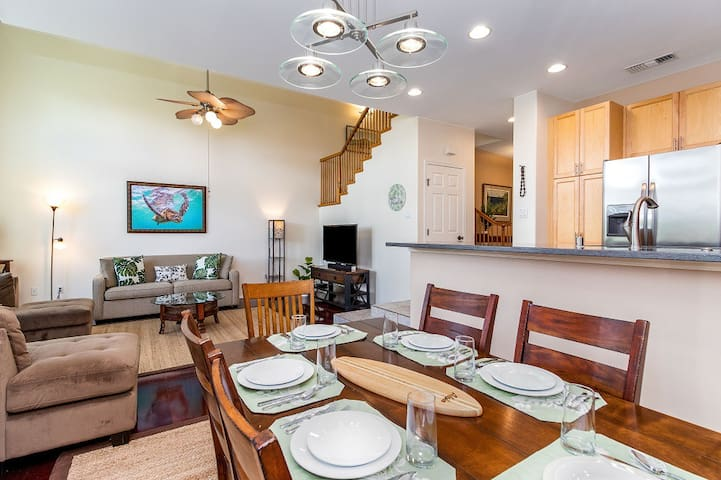 Waikoloa Colony Villas 2304. Spacious townhome.  The perfect place for your vacation!