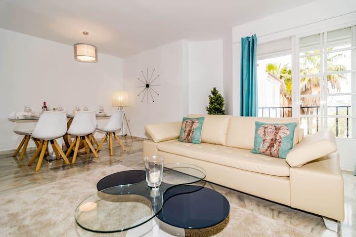 Modern and spaceous 2 bedroom duplex penthouse-CNA - Estepona - Apartament