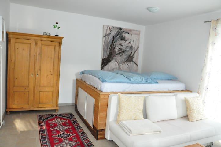 Schickes Apartment mit Atmosphäre