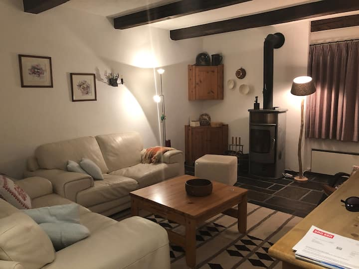 Ferienwohnung Mugliner 117A, (Ftan), A) Apartment 1. Floor
