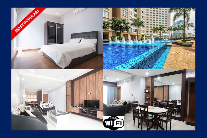 Best Place to Relax & Explore KL - Room 3 - Куала-Лумпур - Квартира