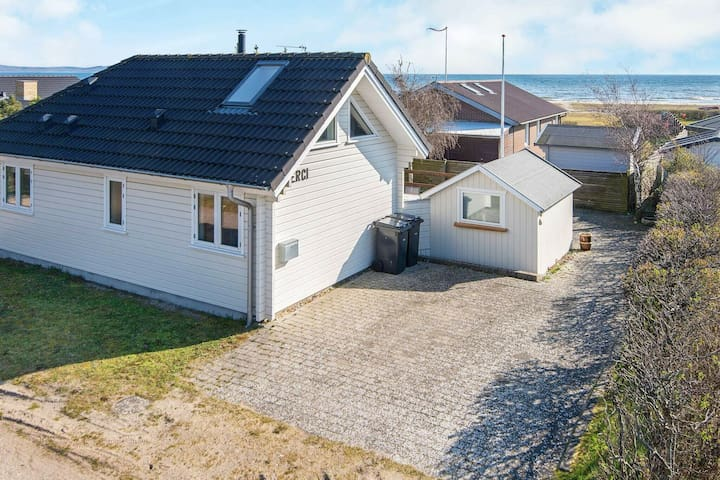 Cozy Holiday Home in Jutland With Sea View