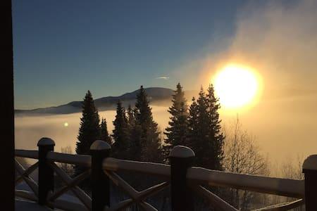 Åre Tegefjäll -stuga ski-in ski-out - Åre