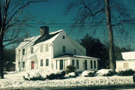 The John Tyler House - Branford