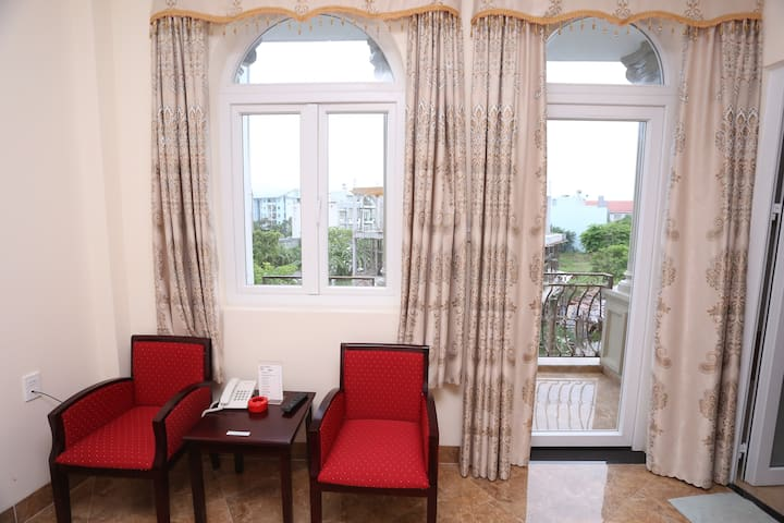 Khang An hotel - Deluxe room