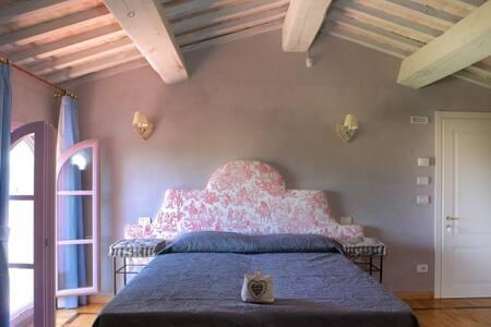 Casa Fontanino - Camera Quadrupla Carola