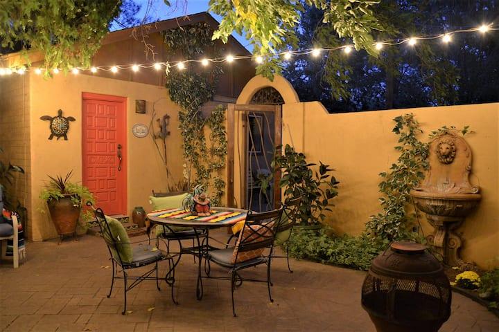 Su Casa, romantic, relaxing get-a-way.