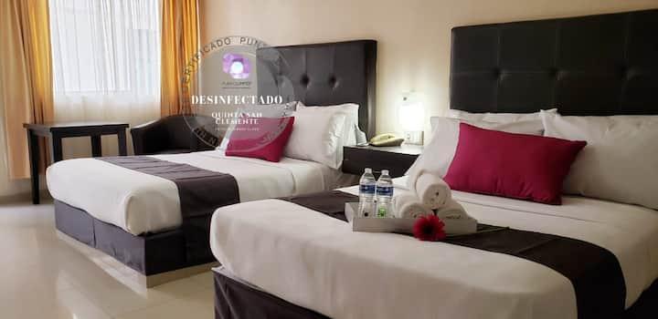 Hotel Quinta San Clemente - Habitación Doble