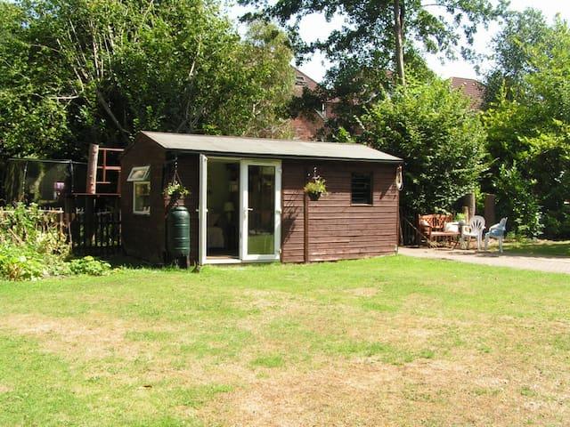 Brookside Garden Room