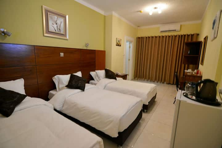 Triple Room ( 3  Beds )