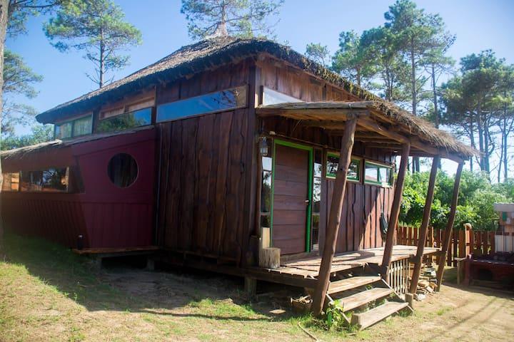 La casa del Capitán Tornillo