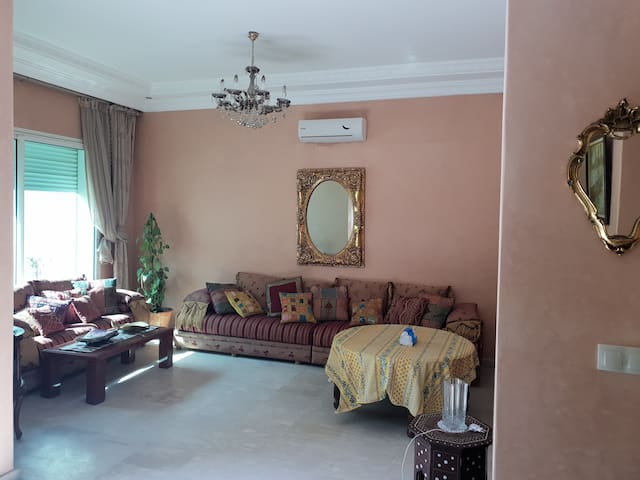 Agadir Sonaba villa in touristic area