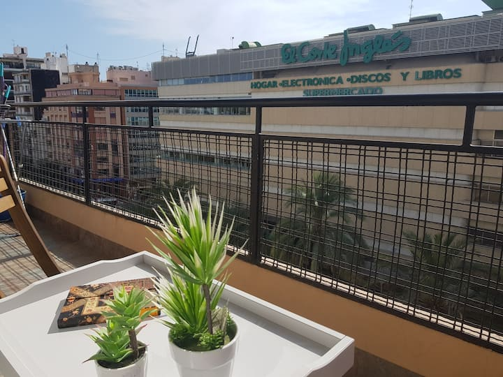 Habitación en centro de Alicante