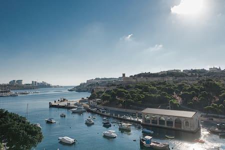 Near La Valletta, on the Sea, historical bldng,(D) - Tal-Pietà - Wohnung